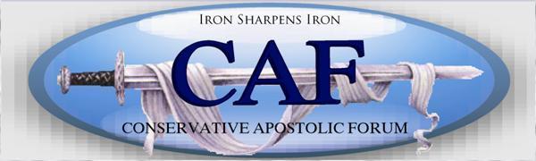 Conservative Apostolic Forums